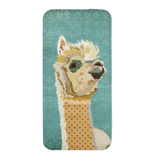 Alpaca Blue Smartphone Case