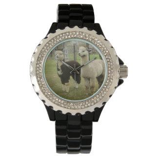 Alpaca Duo Watch