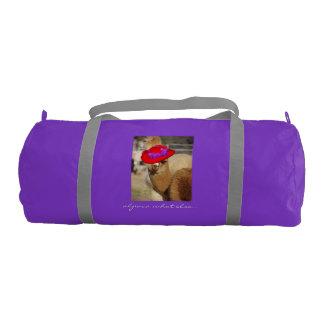 Alpaca Gym Duffel Bag