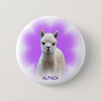 Alpaca Hope Button