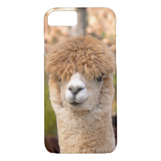 Alpaca iPhone 7 Case Belle