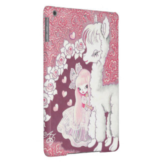 Alpaca Love iPad Air Cases