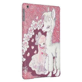 Alpaca Love iPad Air Covers