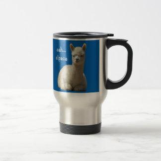 Alpaca Mug aah