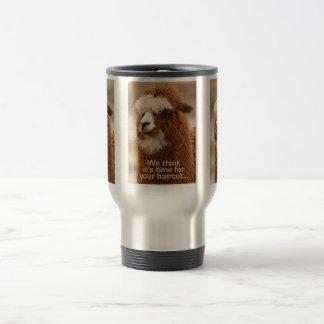 Alpaca mugs - choose style & color