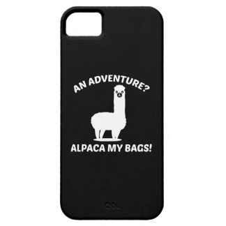 Alpaca My Bags iPhone 5 Cover