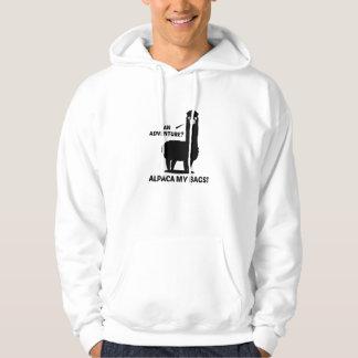 Alpaca My Bags Pullover