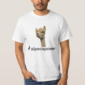 ALPACA POWER!! T-Shirt