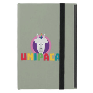 Alpaca Unicorn Unipaca Z4srx iPad Mini Case