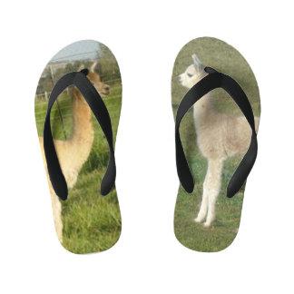 Alpacas Kid's Thongs
