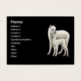Alpacas Profile Card