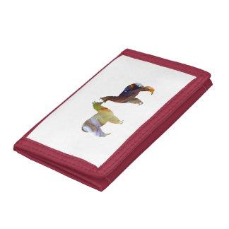 Alpacas Tri-fold Wallet