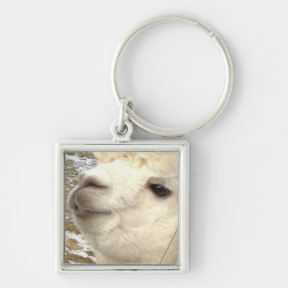 Alpakas Key Ring