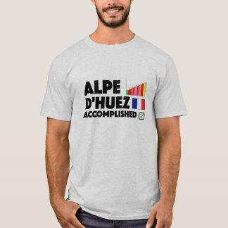Alpe D'Huez Accomplished Cycling T Shirt France