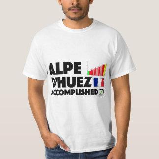 Alpe D'Huez Cycling T Shirt France Alps Mountain