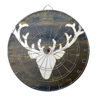 Alpen Chalet Style Deer Dartboard