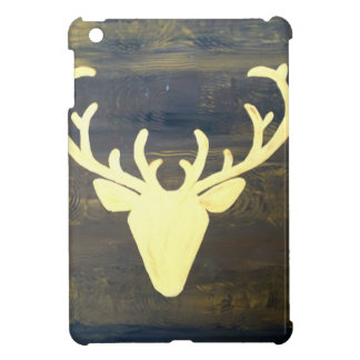Alpen Chalet Style Deer iPad Mini Cover