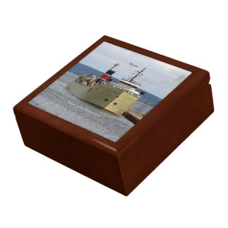 Alpena Soo keepsake box