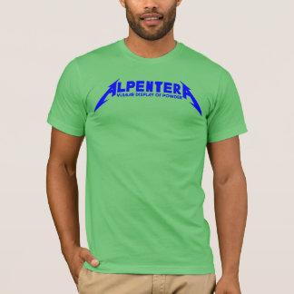 Alpentera Blue Logo! T-Shirt