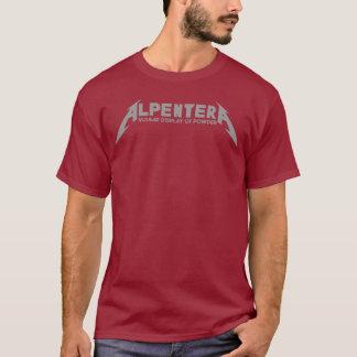 Alpentera Grey Logo! T-Shirt
