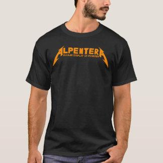 Alpentera Orange Logo! T-Shirt