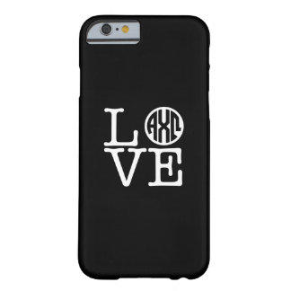 Alpha Chi Omega | Love Barely There iPhone 6 Case