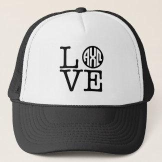 Alpha Chi Omega | Love Trucker Hat