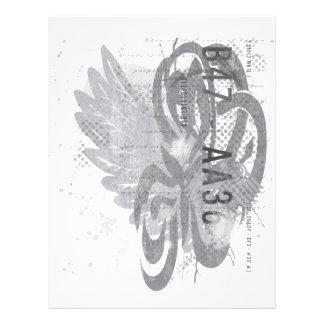 Alpha Delta (beta) - Modern Grunge Flyers