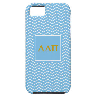 Alpha Delta Pi | Chevron Pattern iPhone 5 Case