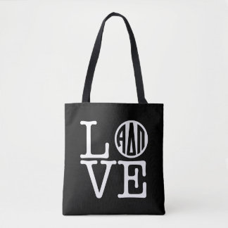 Alpha Delta Pi | Love Tote Bag
