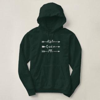 Alpha Epsilon Phi | Arrows Hoodie