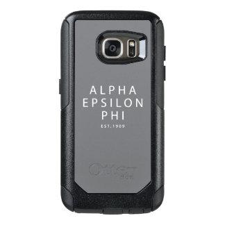 Alpha Epsilon Phi | Est. 1909 OtterBox Samsung Galaxy S7 Case
