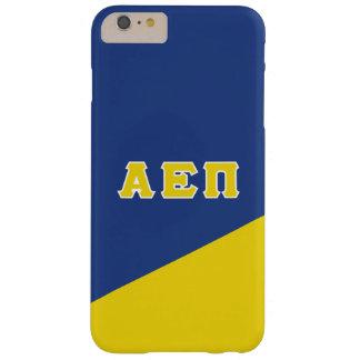 Alpha Epsilon Pi   Greek Letters Barely There iPhone 6 Plus Case