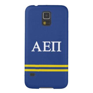 Alpha Epsilon Pi | Sport Stripe Galaxy S5 Cover