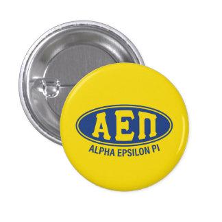 Alpha Epsilon Pi | Vintage 3 Cm Round Badge