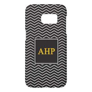 Alpha Eta Rho | Chevron Pattern