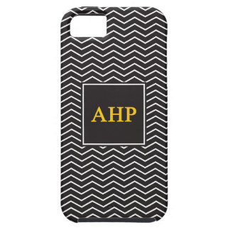 Alpha Eta Rho | Chevron Pattern iPhone 5 Cover