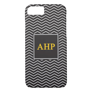 Alpha Eta Rho | Chevron Pattern iPhone 8/7 Case