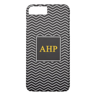 Alpha Eta Rho | Chevron Pattern iPhone 8 Plus/7 Plus Case
