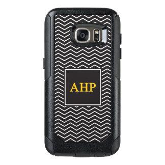 Alpha Eta Rho   Chevron Pattern OtterBox Samsung Galaxy S7 Case