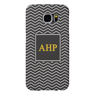 Alpha Eta Rho | Chevron Pattern Samsung Galaxy S6 Cases