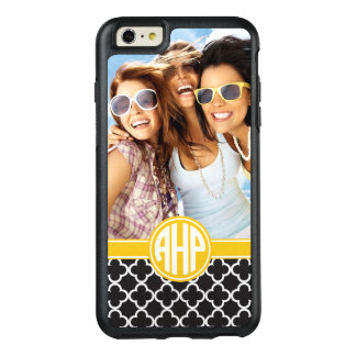 Alpha Eta Rho | Custom Monogram Pattern OtterBox iPhone 6/6s Plus Case