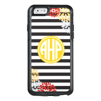 Alpha Eta Rho | Monogram Stripe Pattern OtterBox iPhone 6/6s Case