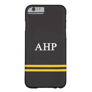 Alpha Eta Rho | Sport Stripe Barely There iPhone 6 Case