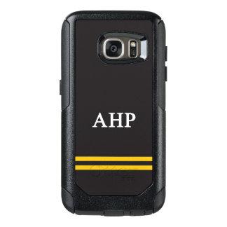 Alpha Eta Rho | Sport Stripe OtterBox Samsung Galaxy S7 Case