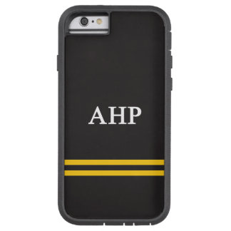 Alpha Eta Rho | Sport Stripe Tough Xtreme iPhone 6 Case