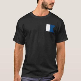 """""""Alpha Flag -Divemaster"""" Shirts"""
