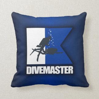 Alpha Flag (Divemaster) Throw Cushion