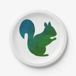 Alpha Gamma Delta Squirrel Plate