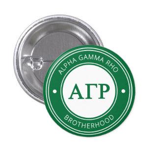 Alpha Gamma Rho | Badge